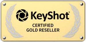 KeyShot-Gold-Certified-Badge