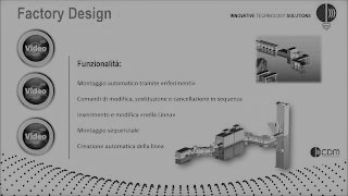 layout fabbrica
